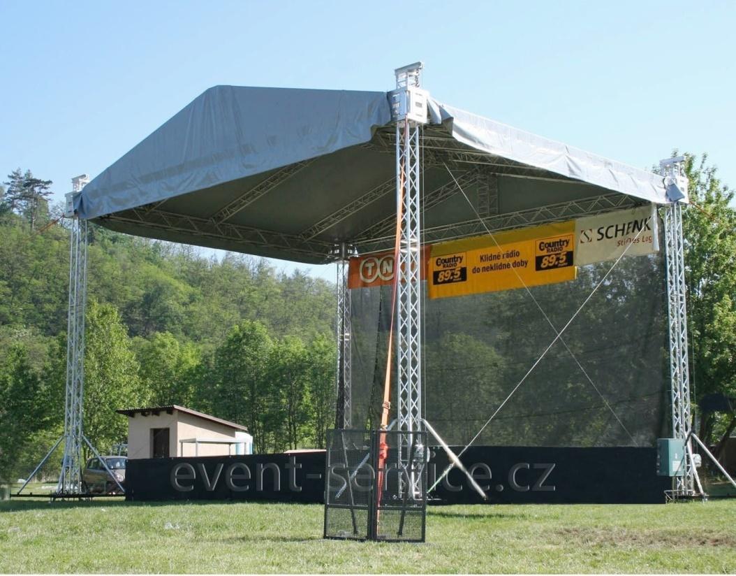podium-pronajem